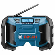 Bosch GPB 12 V-10 Bosch 12v Cordless Li-ion Jobsite Radio Body