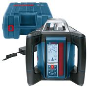 Bosch GRL 500 HV Bosch GRL500HV Rotating Laser with Receiver