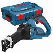 Bosch GSA 18 V-32NCG Bosch 18v Cordless Li-ion Brushless Click & Go Sabre Saw Body