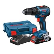 Bosch GSB18V551 18v Brushless Combi Drill with 1 x 4Ah Battery, Charger, and Case