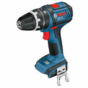 Bosch GSB 18V-LIN Bosch 18v Li-ion Dynamic Series Hammer Drill Driver - Body Only