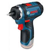 Bosch GSR108VNHEX Bosch 10.8v Lithium-Ion Hex Shank Screwdriver (Body Only)