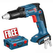Bosch GSR18VECTENCG Bosch 18v Li-ion Drywall Gun (Body) with L-Boxx