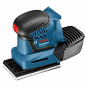 Bosch GSS 18V 10N Bosch 18v Li-ion Multi-Base Orbital Sander - Body Only