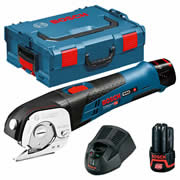 Bosch GUS 12V-300 Bosch 12v Cordless Li-ion Univeral Metal Shears