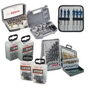Bosch BOSMDBP2 167 Piece Mixed Bit Set