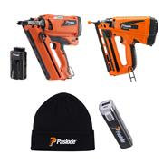 Paslode  First and Angled Second Fix Nail Gun Box Bundle