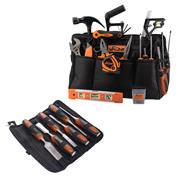 Vaunt  Hand Tool Set and Chisels Box Bundle