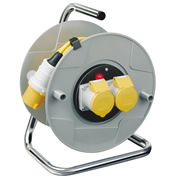 Brennenstuhl 1098743 Cable Reel 25mtr 1.5mm 110v