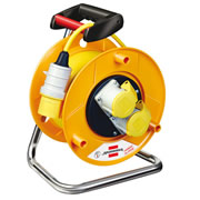 Brennenstuhl 1131953 Brennenstuhl Heavy Duty Cable Reel 25mtr 2.5mm 110 Volt