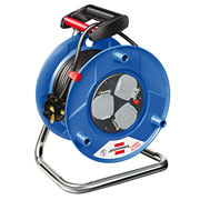 Brennenstuhl 1218053 240v 25mtr Heavy Duty Cable Reel