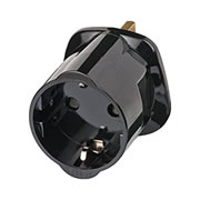 Brennenstuhl 1508533 Brennenstuhl Travel Adapter (Earthed)