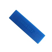 Broadfix  BROADFIX Flat Shim 100x28mm 5mm Blue - BOX OF 1000