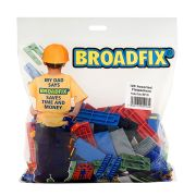 Broadfix BSP120 Broadfix Assorted Flatpackers - Bag of 120