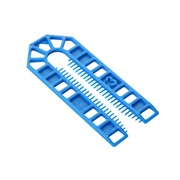 Broadfix  BROADFIX Standard U Shim 3mm Blue - BOX OF 500