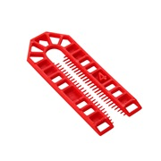 Broadfix  BROADFIX Standard U Shim 4mm Red - BOX OF 500