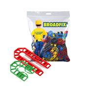 Broadfix U200 Broadfix Assorted U Packers - Bag of 200