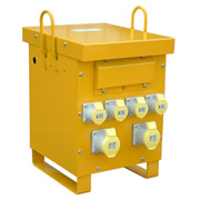Professional CM10K16 Transformer 110v Six Outlet (10kVA)