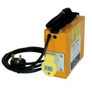 Carroll & Meynell CMH1200 Handytran Portable Transformer 110v Single Outlet (1.2kVA)