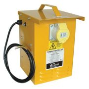 Carroll & Meynell CMHT3 Heater Portable Transformer 110v Single Outlet (3.0kVA)