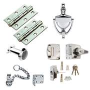 Carlisle Brass DOORKIT2 Front Door Pack 2