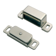 Carlisle Brass FTD840NPPK4 Carlisle Brass FTD Steel Magnetic Catch - Pack of 4