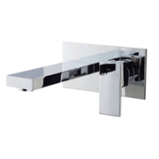 Cassellie FRM005 Form Wall Mounted Bath Filler Tap