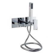 Cassellie FRM006 Form Wall Mounted Bath Shower Mixer Tap