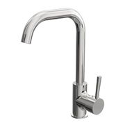 Cassellie KTA022 Mono Kitchen Sink Mixer Tap - Chrome