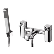 Cassellie NER002 Nero Bath Shower Mixer Tap