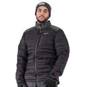 Caterpillar 1310014 Caterpillar Defender Insulated Jacket - Black