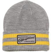 Caterpillar  Caterpillar Dillon Beanie - Grey/Yellow