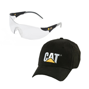 Caterpillar 47122 Caterpillar Cap & Glasses Pack