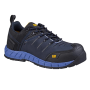 Caterpillar BYWAYBKBL Byway Safety Trainer - Black/Blue