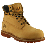 Caterpillar HOLTONHN Caterpillar Holton Safety Boots - Honey