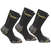 Caterpillar SOCKS Caterpillar Crew Socks - Pack of 3