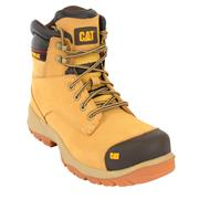 CAT SPIRO Spiro Safety Boots - Honey