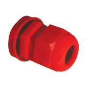 Centaur HAM20R PVC 20mm Red Cable Gland - Pack of 10