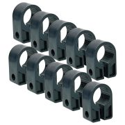 Centaur NO6 Cable Cleats 15.2mm - Pack of 10