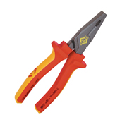 CK 431002 C.K RedLine VDE Combination Pliers 185mm