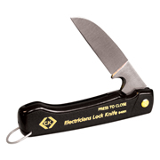 CK 484001 C.K Electricians Locking Knife 95mm