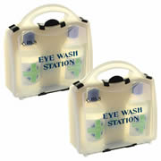 CMS EYEWSTATBRACPK2 Eye Wash Station - Pack of 2