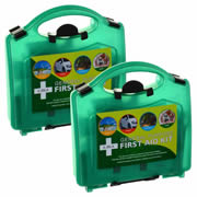 CMS GENPURPFAKPK2 General Purpose First Aid Kit Pack of Two