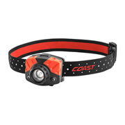 Coast FL75 Coast Dual Colour LED Fixed Beam Head Torch