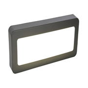 Coast CZ29191ATR Breez Surface Mounted Outdoor LED Brick/Guide Light - Anthracite