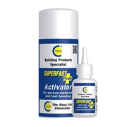 CT1 Super Strong SuperFast Glue and Activator Kit - 20ml & 150ml