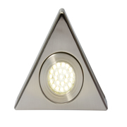 Culina CUL-21626 Laghetto LED Under Cabinet Lights - Triangle