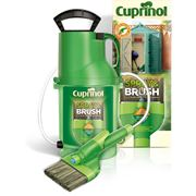 Cuprinol  Cuprinol Spray & Brush 2 In 1 Pump Sprayer