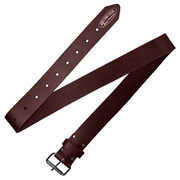 "Cutting Edge CEOTB2 Cutting Edge 2"" Oil Tan Leather Belt (Brown)"