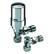 Danfoss 013G601200 Danfoss RAS-D2 8/10/15mm A/P Combi (Chrome)